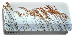 Sea Oats And Serenity Portable Battery Charger