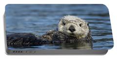 Sea Otter Alaska Portable Battery Charger