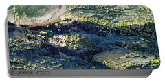 Portable Battery Charger featuring the photograph Sea Rocks by Robert Nickologianis