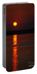 Seabrook Sunset Portable Battery Charger