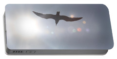 Seagull In Flight 8 Portable Battery Charger