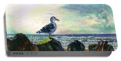 Seagull Lookout Portable Battery Charger