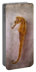 Seahorse Still Life Portable Battery Charger