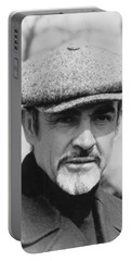 Sean Connery Portable Battery Charger