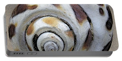 Seashells Spectacular No 2 Portable Battery Charger