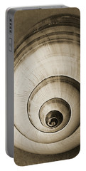 Portable Battery Charger featuring the photograph Seashells Spectacular No 25 by Ben and Raisa Gertsberg