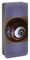 Portable Battery Charger featuring the photograph Seashells Spectacular No 26 by Ben and Raisa Gertsberg