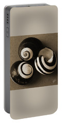 Portable Battery Charger featuring the photograph Seashells Spectacular No 27 by Ben and Raisa Gertsberg