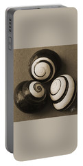 Portable Battery Charger featuring the photograph Seashells Spectacular No 28 by Ben and Raisa Gertsberg