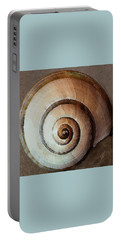 Portable Battery Charger featuring the photograph Seashells Spectacular No 34 by Ben and Raisa Gertsberg