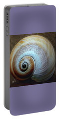 Portable Battery Charger featuring the photograph Seashells Spectacular No 36 by Ben and Raisa Gertsberg