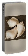 Portable Battery Charger featuring the photograph Seashells Spectacular No 4 by Ben and Raisa Gertsberg