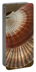 Portable Battery Charger featuring the photograph Seashells Spectacular No 53 by Ben and Raisa Gertsberg