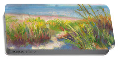 Seaside Afternoon Portable Battery Charger