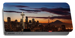 Seattle Sunrise Portable Battery Charger