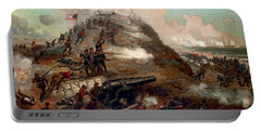 Second Battle Of Fort Fisher Portable Battery Charger