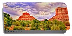 Sedona Arizona Bell Rock Vortex Portable Battery Charger
