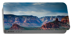 Sedona Arizona Panorama Portable Battery Charger