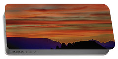 Sedona Az Sunset 2 Portable Battery Charger