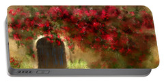 The Bougainvillea's Of Sedona Portable Battery Charger