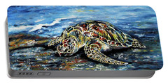 See Weed Turtle Portable Battery Charger