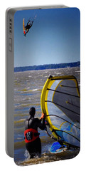 See Ya Roun Portable Battery Charger by Robert McCubbin