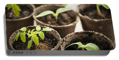 Seedlings  Portable Battery Charger