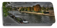 Seine Study Number One Portable Battery Charger