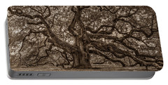 Sepia Angel Oak Portable Battery Charger