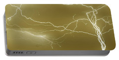 Sepia Converging Lightning Portable Battery Charger