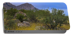 September Oasis No.1 Portable Battery Charger by Mark Myhaver