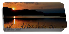September Sunset Portable Battery Charger