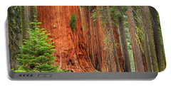 Sequoias Portable Battery Charger