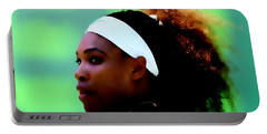 Serena Williams Match Point Portable Battery Charger