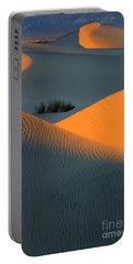 Death Valley Serenade In Light Portable Battery Charger