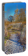 Serenity Trail.... Portable Battery Charger by Nina Stavlund