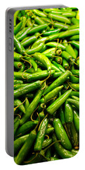 Serrano Peppers Portable Battery Charger