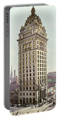 Sf Spreckels Building Portable Battery Charger
