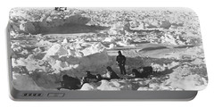 Shackleton's Antarctic Venture Portable Battery Charger