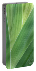 Portable Battery Charger featuring the photograph Shades Of Green #2 by Judy Whitton