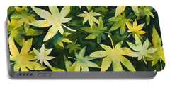 Shades Of Green Portable Battery Charger