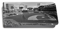 Shadows At Busch B-w Portable Battery Charger