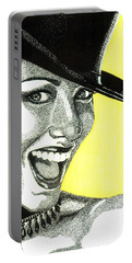 Shania Twain Portable Battery Charger