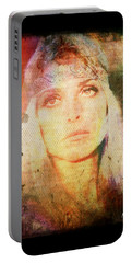 Sharon Tate - Angel Lost Portable Battery Charger