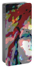 She Has Found Her Way Portable Battery Charger by Jacqueline McReynolds