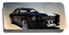 Shelby Super Snake Portable Battery Charger