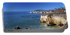 Shell Beach California Portable Battery Charger
