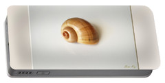 Shell. Delicate Colors Portable Battery Charger