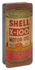 Shell Motor Oil Portable Battery Charger