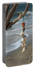 Shells On A String Portable Battery Charger